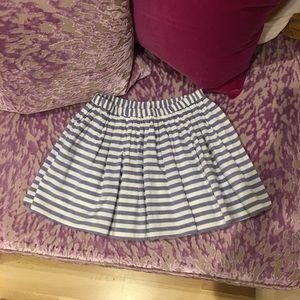 GapKids striped skirt